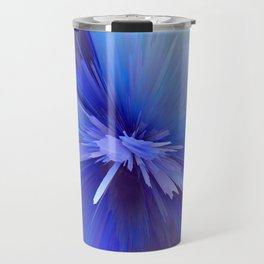 BURSTS OF PURPLE Travel Mug
