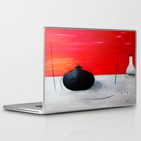 asia Laptop & iPad Skins featuring Asia design by LoRo  Art & Pictures