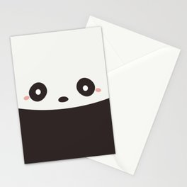 Kawaii Cute Panda Bear Stationery Cards