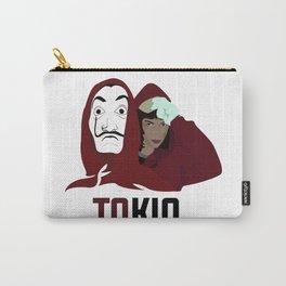 la casa de papel tee shirt TOKIO Carry-All Pouch