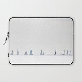 Soft Boats Laptop Sleeve