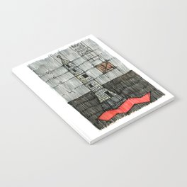 Imaginary architectures #25 Notebook