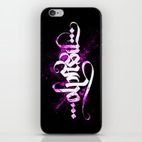 psycho iPhone & iPod Skins featuring Psycho by noistromo