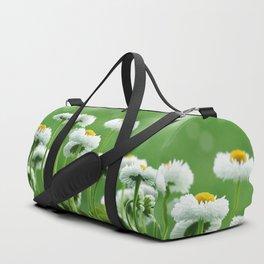 Daisy Flowers 094 Duffle Bag