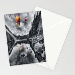 Above The Lake Stationery Cards