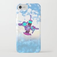 tits iPhone & iPod Cases featuring Beautiful Space Tits by HiddenStash Art