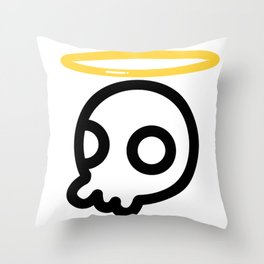 Skalo Throw Pillow