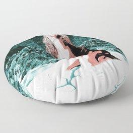 Quiverish Quivering Floor Pillow