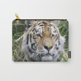 Poly Animals -Tiger Carry-All Pouch
