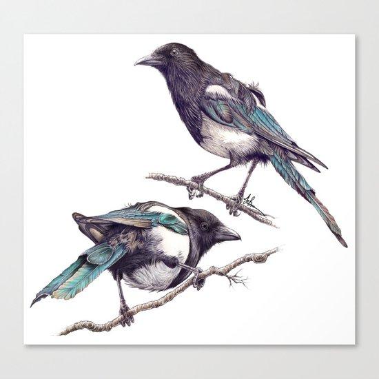 2 For Joy Canvas Print