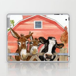 The Farm Laptop & iPad Skin