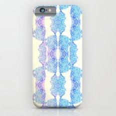 Geometric Swirls Slim Case iPhone 6s