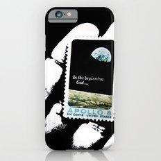 In The Beginning iPhone 6 Slim Case