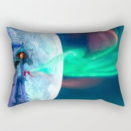 The Lightkeeper Rectangular Pillow
