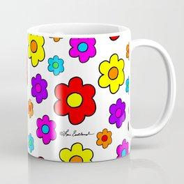 Pop Flowers Coffee Mug