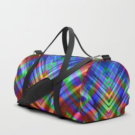 Colorful digital art splashing G531 Duffle Bag