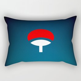 Uciha Clan Rectangular Pillow