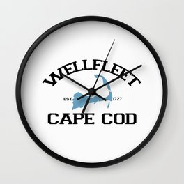 Wellfleet, Cape Cod Wall Clock