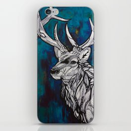 Buck iPhone Skin