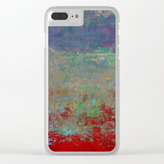 Undertow Clear iPhone Case