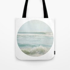 By the Sea ~ Circular Tote Bag