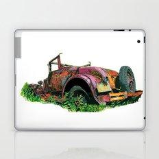 Rusty Car Laptop & iPad Skin