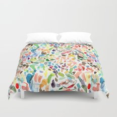 Test Swatches Duvet Cover