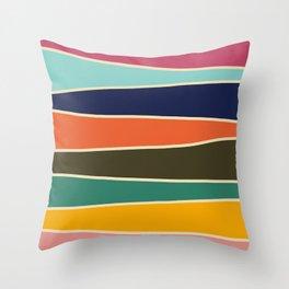 Retro Deluxe Throw Pillow