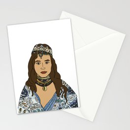 No Ban No Wall | Art Series - The Jewish Diaspora 007 Stationery Cards