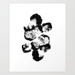 hide 2 Art Print