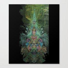 Visions Canvas Print