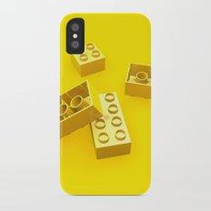 Duplo Yellow Slim Case iPhone X
