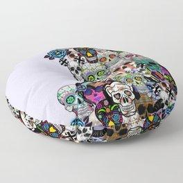 SKULL Floor Pillow