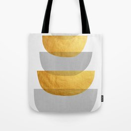 Abstract Golden Art XX Tote Bag