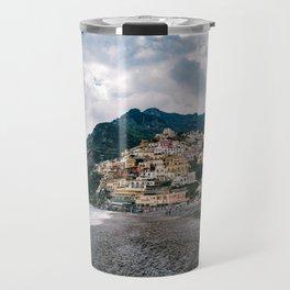 Rainy Positano XI Travel Mug