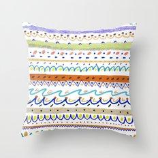 Cool Pattern. patterns, illustration, Throw Pillow
