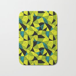 Abstract creative 2 Bath Mat