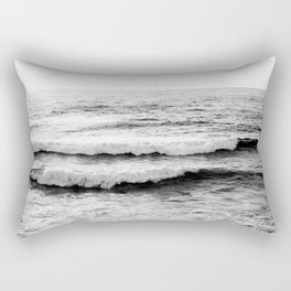 California Waves Rectangular Pillow