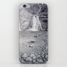 bw12 iPhone & iPod Skin