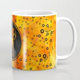 Sagittarius Zodiac Sign Fire element Coffee Mug
