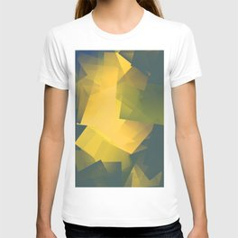 Cubism Abstract 200 T-shirt
