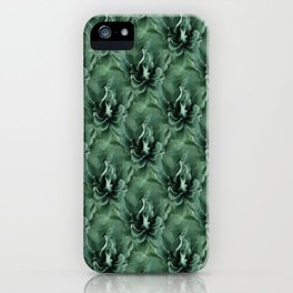 Agave Repeat Play iPhone Case