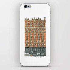 Don't Forget to Look Up: Potter Building iPhone & iPod Skin
