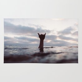 Water Shaka / Hang Loose / Right On / Aloha Rug