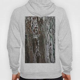 In the southern hemisphere moss grows on the south side of the tree Hoody