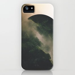 Secrets And Trees iPhone Case