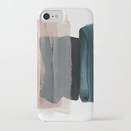 minimalism 1 iPhone Case