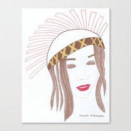 Nirrimi Hakanson Canvas Print