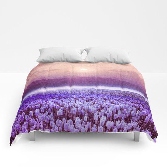 Spring energy II Comforters