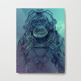 Apex-XIII: Mission I Metal Print